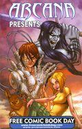 Arcana Studios Presents (2004) FCBD 2008