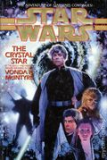 Star Wars The Crystal Star HC (1994 Bantam Novel) 1A-1ST