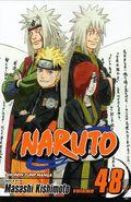 Naruto TPB (2003-2015 Shonen Jump Edition Digest) 48-1ST