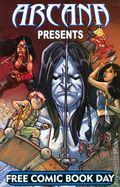 Arcana Studios Presents (2004) FCBD 2009