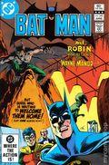 Batman (1940) Mark Jewelers 348MJ
