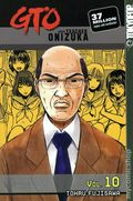 GTO GN (2002-2005 Tokyopop Digest) 10-REP