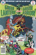 Green Lantern (1960-1988 1st Series DC) Mark Jewelers 92MJ