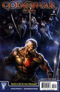 God of War (2010 DC/Wildstorm) 3