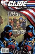 GI Joe Real American Hero (2010 IDW) 156A