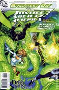 Justice Society of America (2006-2011 3rd Series) 41A