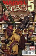 Marvel Zombies 5 (2010) 5A