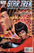 Star Trek Burden of Knowledge (2010 IDW) 2A