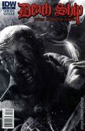 Death Ship (2010 IDW) Bram Stoker 3