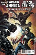 Captain America Black Panther Flags of Our Fathers (2010) 4