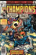 Champions (1975 Marvel) Mark Jewelers 16MJ