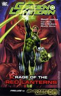 Green Lantern Rage of the Red Lanterns TPB (2010 DC) Prelude to Blackest Night 1-1ST