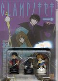 Clamp No Kiseki Magazine/Collectable Chess Pieces (2005) SET-09