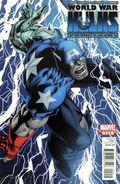World War Hulks Wolverine vs. Captain America (2010) 2
