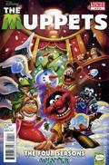 Muppets (2012 Marvel) 4