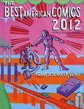 Best American Comics HC (2012 Houghton Mifflin) 1-1ST