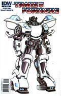 Transformers (2009 IDW) 8C