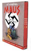 Maus A Survivor's Tale GN (1986-1992 Pantheon) SET