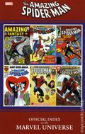 Amazing Spider-Man Official Index to the Marvel Universe TPB (2010 Marvel) 1-1ST