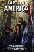 Captain America Two Americas HC (2010 Marvel) 1-1ST