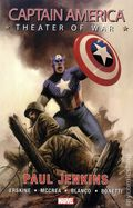 Captain America Theater of War TPB (2010 Marvel) 1-1ST