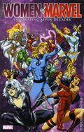 Women of Marvel Celebrating Seven Decades Handbook TPB (2010) 1-1ST