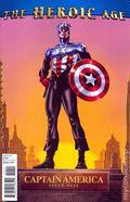 Captain America (2004 5th Series) 606B