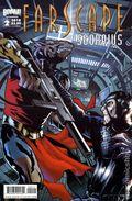 Farscape Scorpius (2010 Boom Studios) 2B