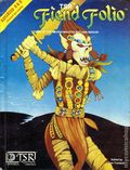 Advanced Dungeons and Dragons Fiend Folio HC (1981 TSR) 1-1ST