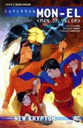 Superman Mon-El Man of Valor HC (2010 DC) A New Krypton Collection 1-1ST