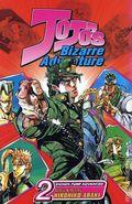 JoJo's Bizarre Adventure TPB (2005-2010 Viz Digest) 2-1ST