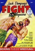 Jack Dempsey's Fight Magazine May 1934 Replica SC (2005) 1-1ST