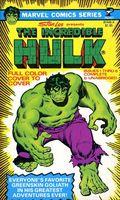 Incredible Hulk PB (1978 Pocket Books) Marvel Comics Series 1-REP