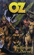 Oz A Gathering of Heroes TPB (1996 Caliber) 1st Edition 1-1ST