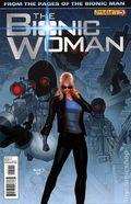 Bionic Woman (2012 Dynamite) 5A