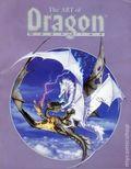 Art of Dragon Magazine SC (1988 TSR) 1-1ST