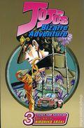 JoJo's Bizarre Adventure TPB (2005-2010 Viz Digest) 3-1ST