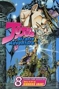 JoJo's Bizarre Adventure TPB (2005-2010 Viz Digest) 8-1ST