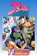JoJo's Bizarre Adventure TPB (2005-2010 Viz Digest) 11-1ST
