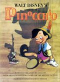 Pinocchio HC (1989 Disney Storybook) 1-1ST
