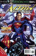 Action Comics (2011 2nd Series) 13COMBO