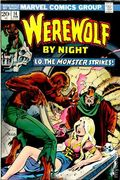 Werewolf by Night (1972 1st Series) Mark Jewelers 14MJ