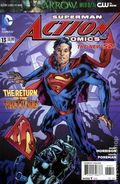 Action Comics (2011 2nd Series) 13A