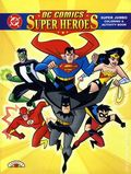 DC Comics Super Heroes Coloring Book SC (1998) 1-1ST