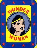 Wonder Woman HC (1972 Bonanza) 1-REP