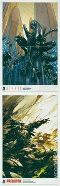 Aliens/Predator Promo Poster (Dark Horse 2009) 2009