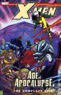 X-Men Age of Apocalypse TPB (2005-2006 Marvel) The Complete Epic 3-REP
