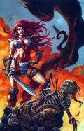 Red Sonja (2005 Dynamite) Annual 3B