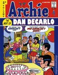 Archie The Best of Dan Decarlo HC (2010 IDW) 1-1ST