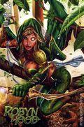 Grimm Fairy Tales Robyn Hood (2012 Zenescope 1st Series) 1B